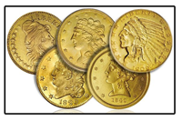gold-coins | Sell Your Antiques and Collectibles | USPicker.com
