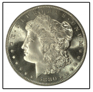 morgan-dollars I Antique Picker USPicker.com